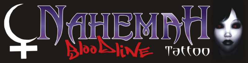 Nahemah Bloodline Tattoo - Logo
