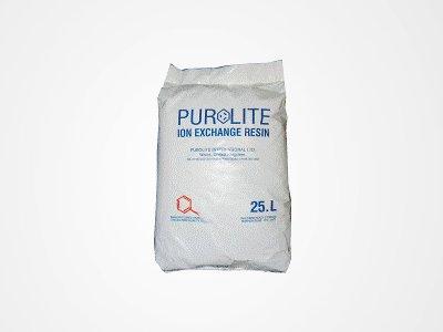 Purolite C100E softening