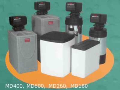 DAB M Water Softeners