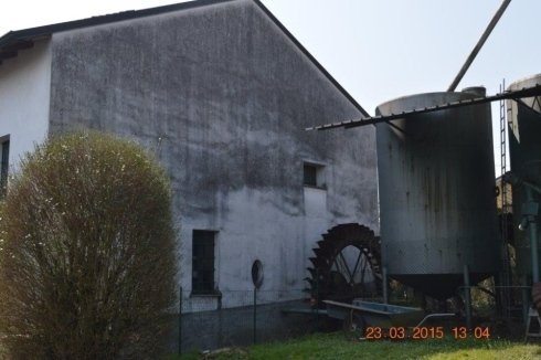 Molino Fratelli Bianchi - La struttura