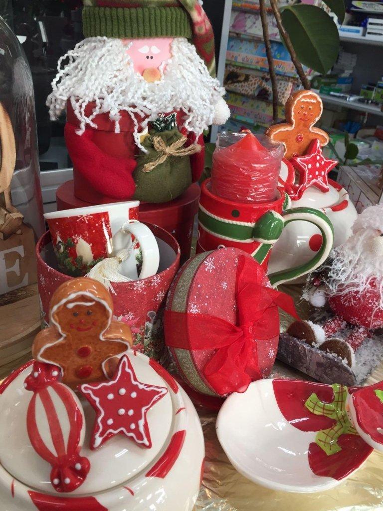 oggetti Natale