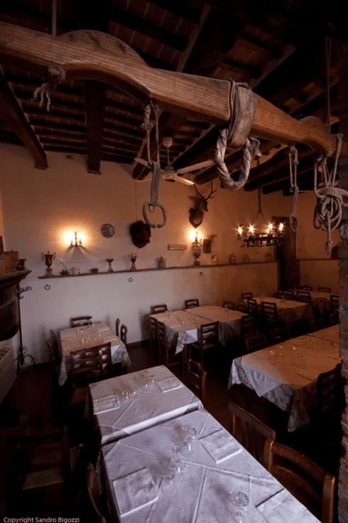 Piatti di Cacciagione, Ristorante La Porta Capalbio (GR)
