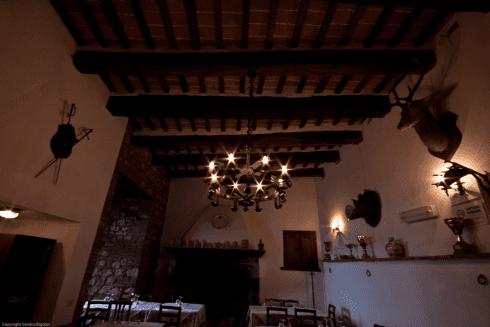 Chianti Toscano, Ristorante La Porta Capalbio (GR)