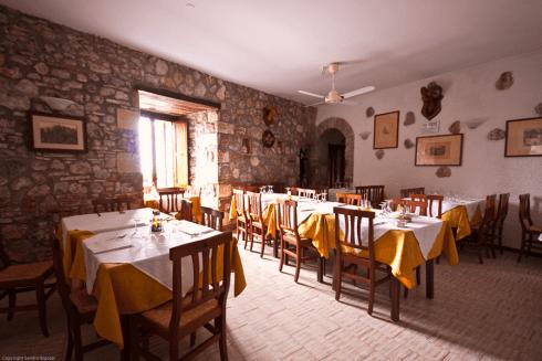 Osteria Toscana, Ristorante La Porta Capalbio (GR)