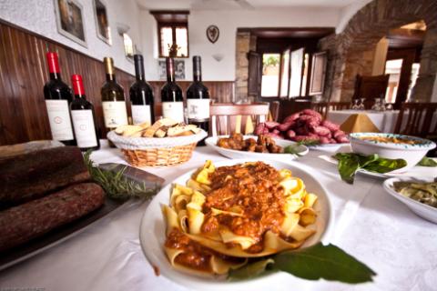 Ristorante Specialità Carne, Capalbio (GR)