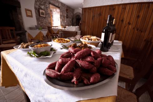 Menù di Carne - Ristorante La Porta Capalbio (GR)