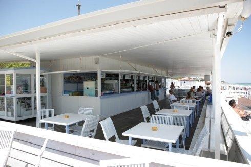Acqua Chiara stabilimento balneare di Otranto