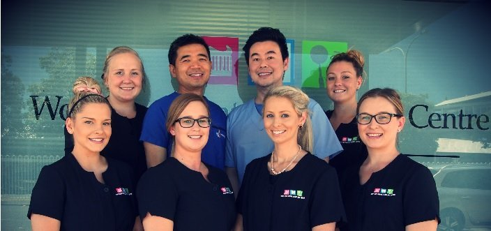 woy woy dental and implant centre doctor nurses