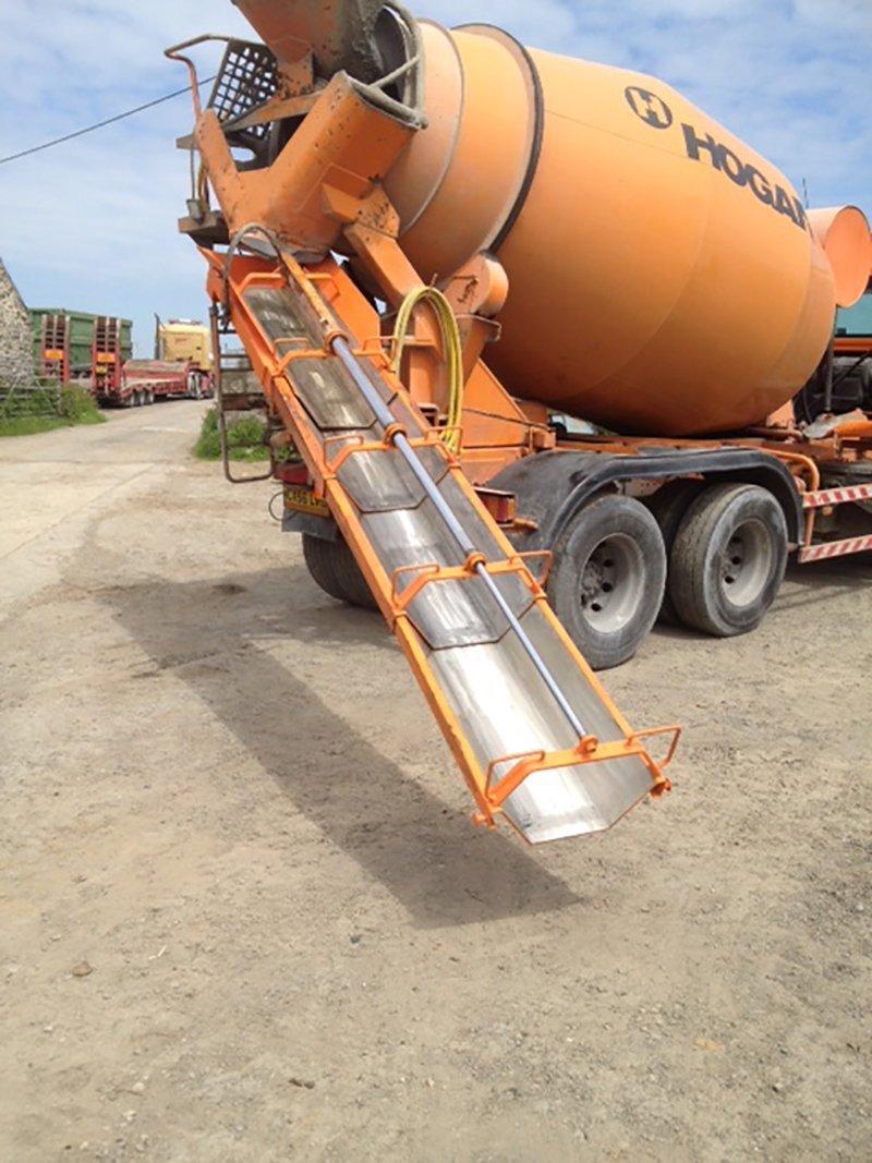 quarry loading machine