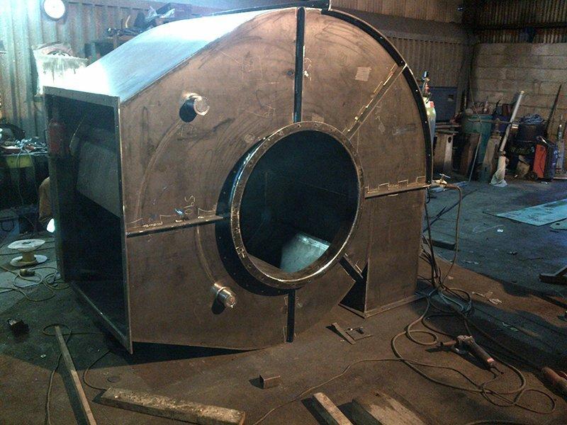 ducting designed