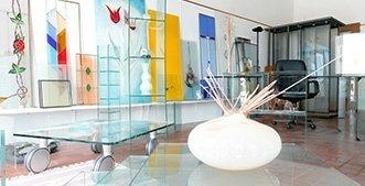 lavorazioni società artigiana vetrai