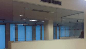 vetri per interni
