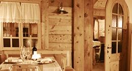 progettazione d'interni in legno