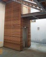 Falegnameria Pasa snc, Sedico, ascensore