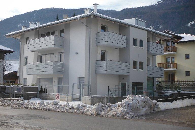 costruzione residenziale cles