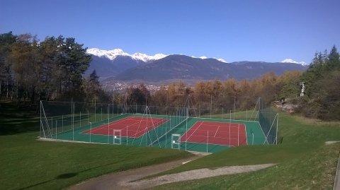 campi sportivi coredo