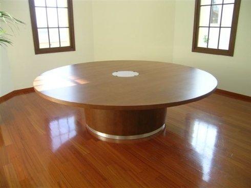 tavolo rotondo per riunioni