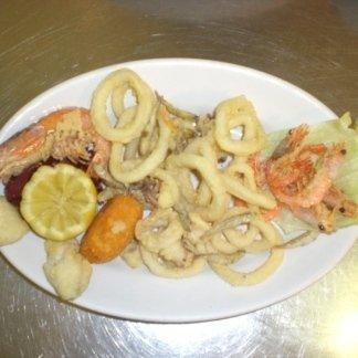ristorante specialità pesce aosta