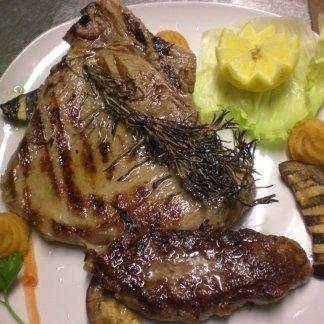carne alla griglia aosta