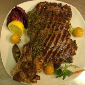 ristorante specialità carne aosta