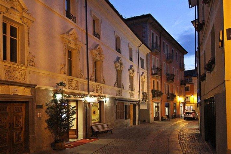 Ristorante Il Girasole Aosta