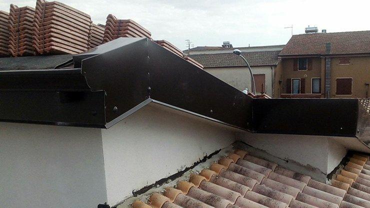 Rivestimenti e coperture per tetti