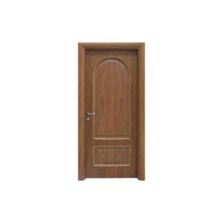 porta per interni in legno di noce