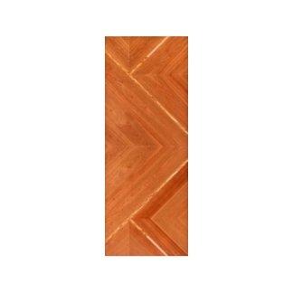un pannello di legno di ciliegio