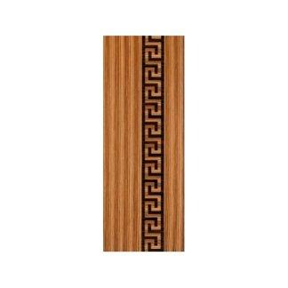 pannello in legno con greca