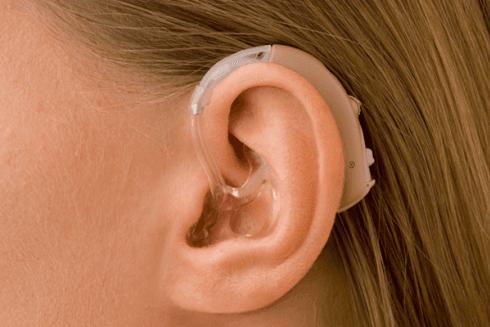 Apparecchi acustici retroauricolari
