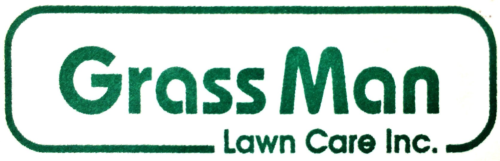 GrassMan Lawn Care Inc. Waterloo IL logo