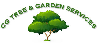 C G Tree & Garden Services logo
