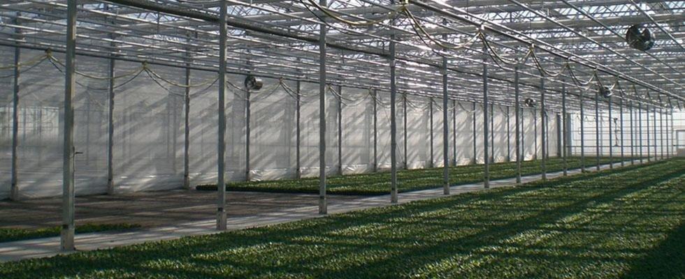 Impianti di irrigazione agricola