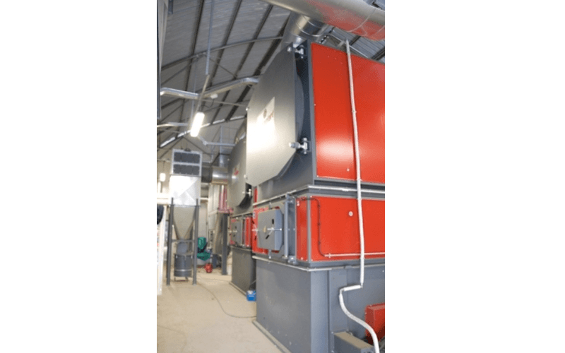 Biomass systems