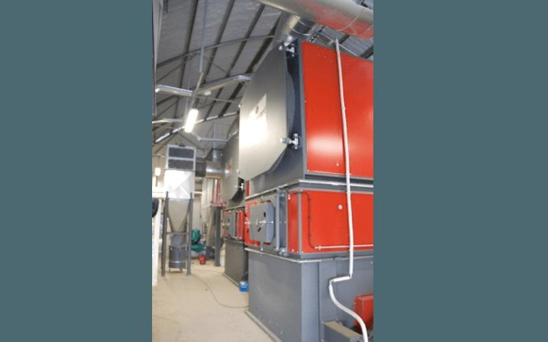 Оборудование на биомассе