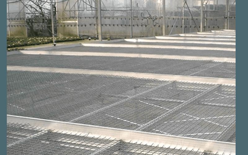 Сетчатые поддоны для растений