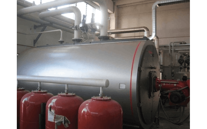 Boiler rooms for agriculture