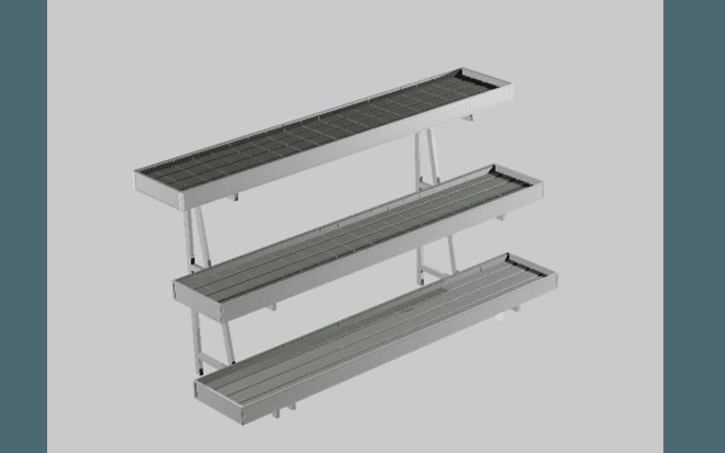 Vertical display units