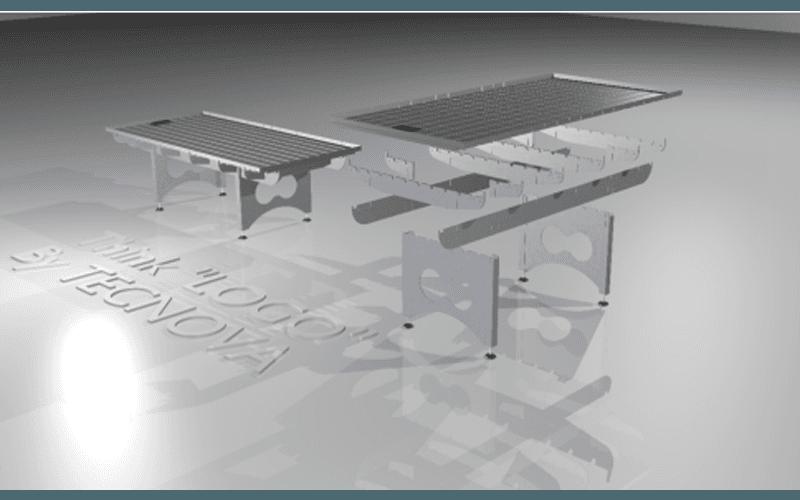 Modular benches