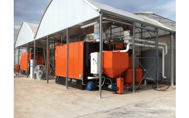 Power systems for agriculture
