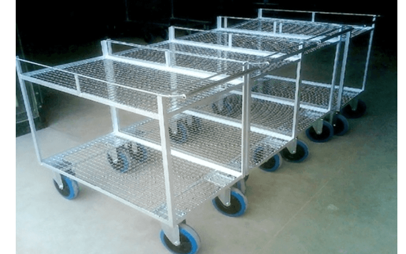 Plant-carrying carts