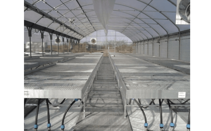 Plant cultivation benches