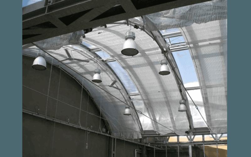 Greenhouse tarpaulins