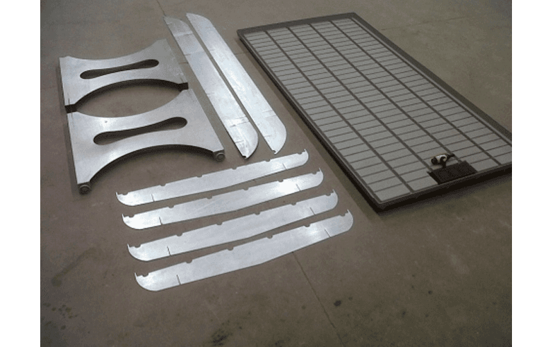 Bench parts