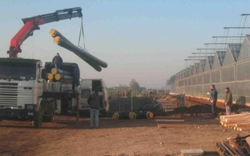 Проектирование базального оборудования