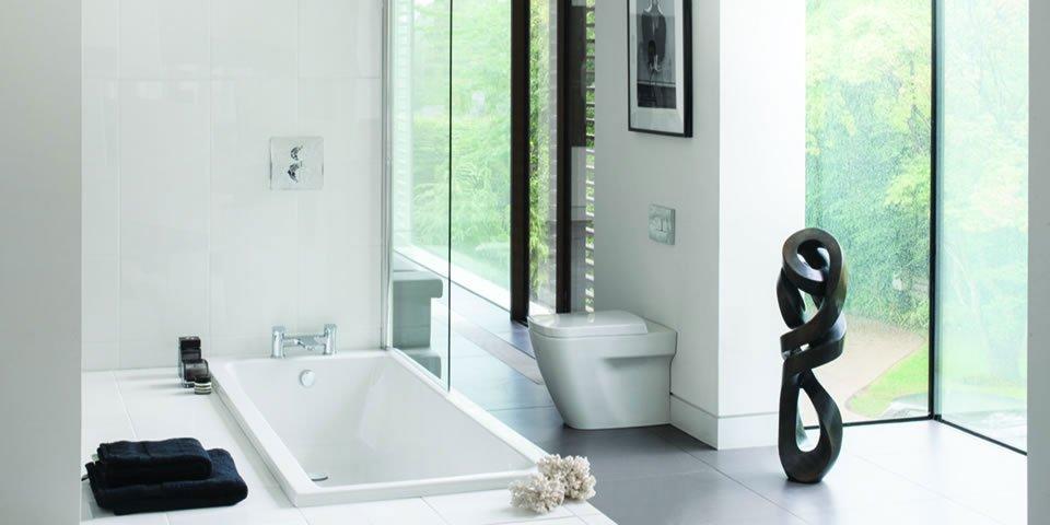 ventilated bathroom