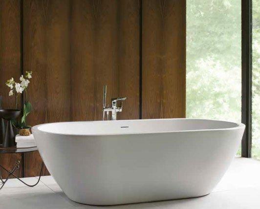 beautiful bathroom tub