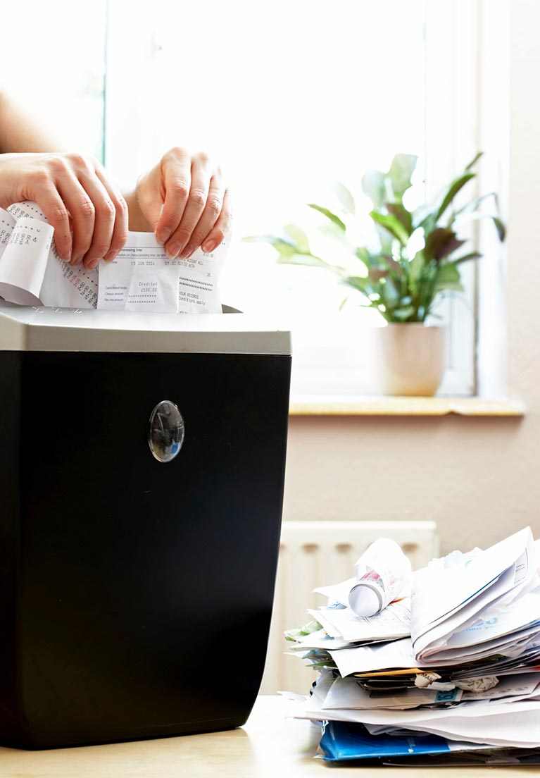 allshred pty ltd paper shredder and confidential documents