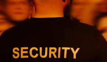 Security at event
