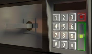 Access control locker